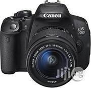 18.0 Mega Pixel Canon 700d DSLR Camera | Photo & Video Cameras for sale in Lagos State, Ikeja