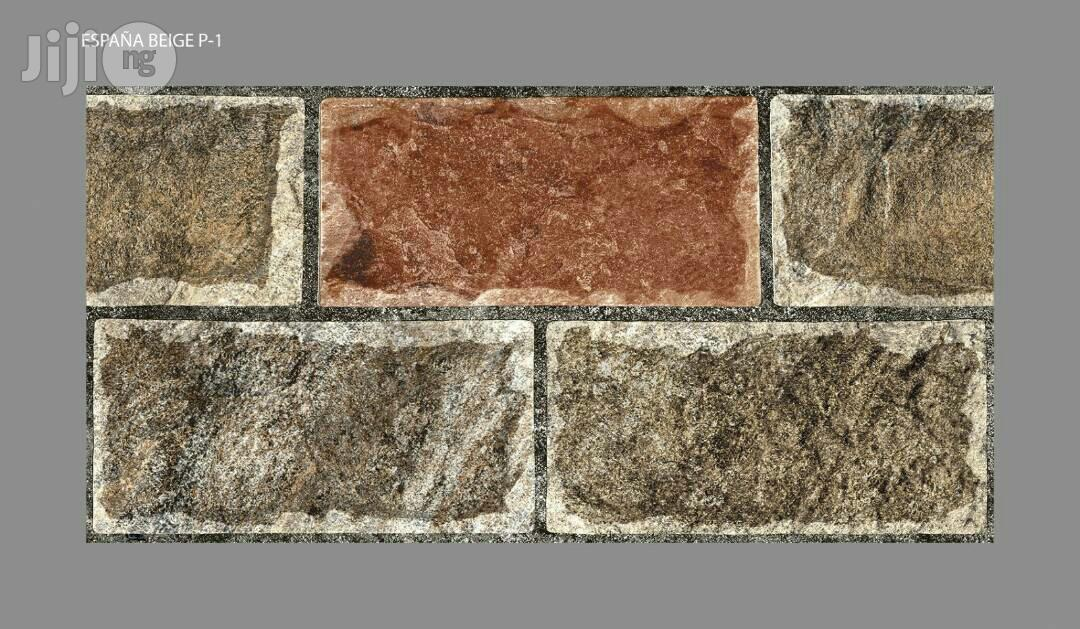 Quality Spanish Exterior And Decorative Wall Tiles. | Building Materials for sale in Orile, Lagos State, Nigeria