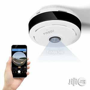 360 Degree Panoramic Fisheye Wireless Indoor Security Camera   Security & Surveillance for sale in Lagos State, Apapa