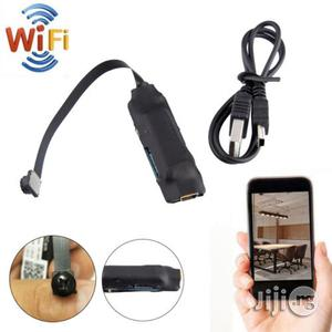 Mini Camera WIFI IP Video Built-in Battery Hidden Spy CAM DVR +3   Security & Surveillance for sale in Lagos State, Apapa