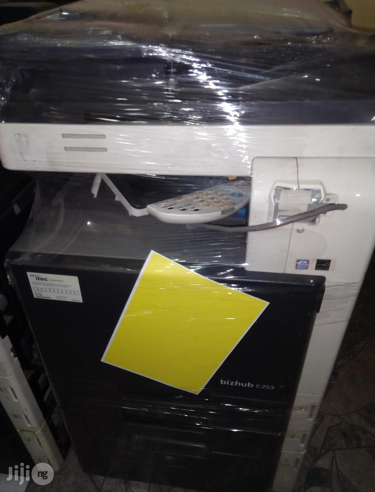Konica Minolta Bizhub C253 Direct Image Printer/Photocopy | Printers & Scanners for sale in Surulere, Lagos State, Nigeria