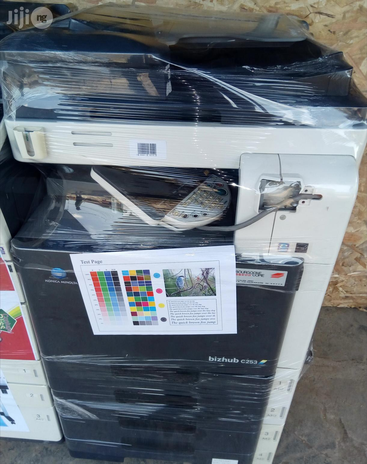 Konica Minolta Bizhub C253 Direct Image Printer/Photocopy