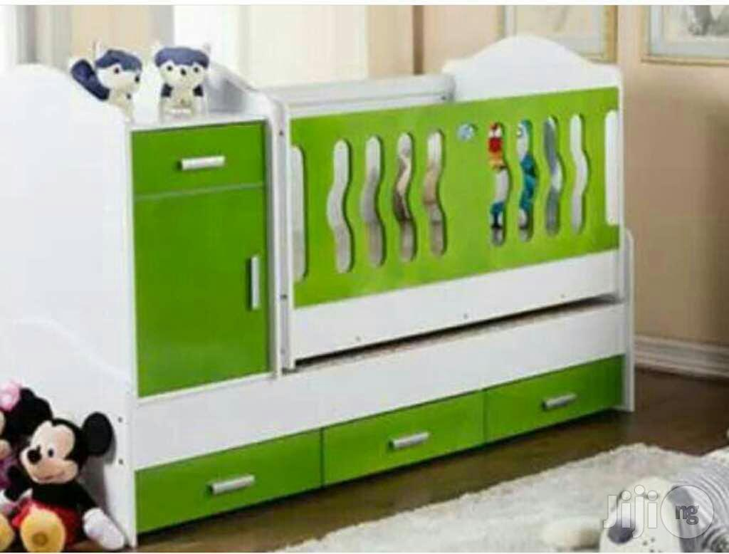 Convertible Babies Cot | Children's Furniture for sale in Lagos State, Nigeria