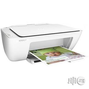 HP Deskjet 2130 All-in-one Printer - White | Printers & Scanners for sale in Lagos State, Ikeja