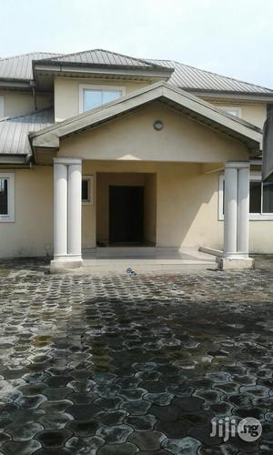Standard 4 Bedroom Duplex in Elimgbu, Off Tank for Sale   Houses & Apartments For Sale for sale in Rivers State, Obio-Akpor