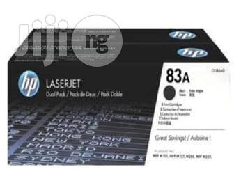 HP 83A Laserjet Black Toner