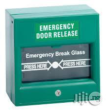 Emergency Break Glass | Safetywear & Equipment for sale in Wuse, Abuja (FCT) State, Nigeria