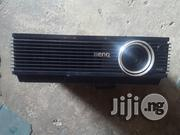 Benq Projector With Screen | TV & DVD Equipment for sale in Lagos State
