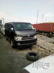 Tokunbo Toyota Hummer Bus 2010 Black | Buses & Microbuses for sale in Lagos State, Mushin