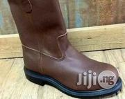 Red Wings Safety Boost | Shoes for sale in Rivers State, Port-Harcourt