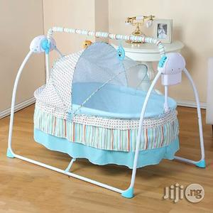 Primi Baby Swing Crib | Children's Gear & Safety for sale in Lagos State, Yaba