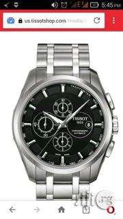 Tissot 1B58 Automatic Chronograph Men's Watch. | Watches for sale in Lagos State, Victoria Island