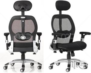 Office Executive Leather Chair   Furniture for sale in Lagos State, Amuwo-Odofin