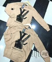 Louis Vuitton Sweat Cardigan | Clothing for sale in Lagos State, Ojo