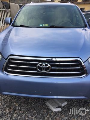 Toyota Highlander 2010 Limited Blue | Cars for sale in Oyo State, Ibadan