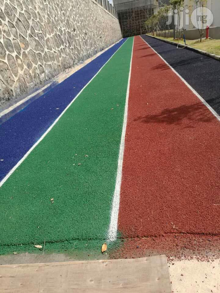 Tartan Track And Court Surfaces