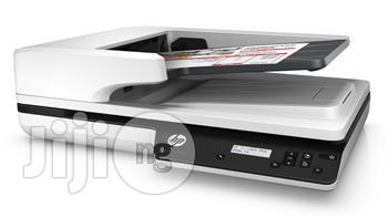 Hp Scanjet Pro 2500 F1 Flatbed Scanner | Printers & Scanners for sale in Ikeja, Lagos State, Nigeria