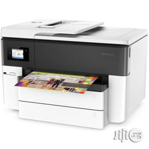 HP Officejet Pro 7740 A3/A4 Wireless All-in-one Printer | Printers & Scanners for sale in Lagos State, Ikeja