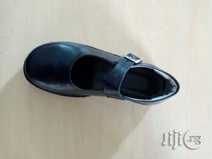 Black Cortina Schools Footwear Bulk Sales   Manufacturing Services for sale in Lagos State, Ikeja
