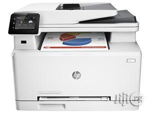 HP Color Laserjet Pro MFP M277n   Printers & Scanners for sale in Lagos State, Ikeja