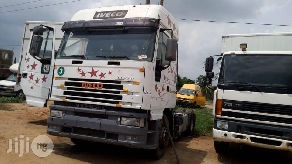 Iveco Trailer Head For Sale | Trucks & Trailers for sale in Lagos State, Nigeria