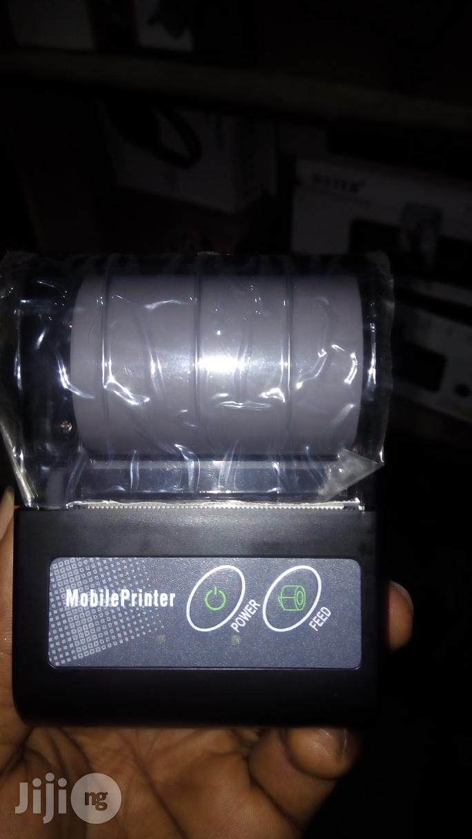Bluetooth Mobile POS Printer | Store Equipment for sale in Ikeja, Lagos State, Nigeria