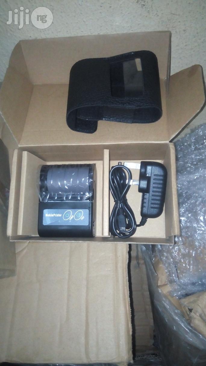 Bluetooth Mobile POS Printer
