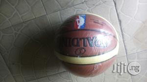 Spalding NBA Spalding Basketball   Sports Equipment for sale in Lagos State, Surulere