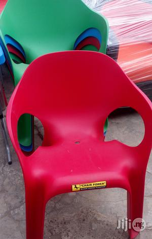 A High Quality Executive Black Horse Plastic Chair   Furniture for sale in Lagos State, Surulere