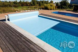 Automated Swimming Pool Cover. PC Slate.   Building Materials for sale in Rivers State, Port-Harcourt