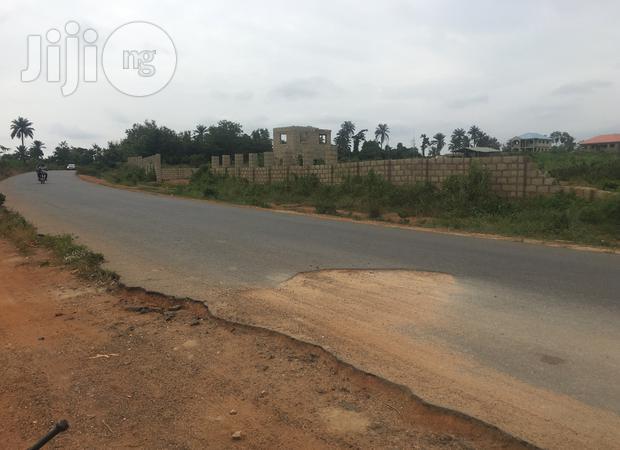 2 Plot Of Land At Tose Along Ibadan To Oyo Express Road