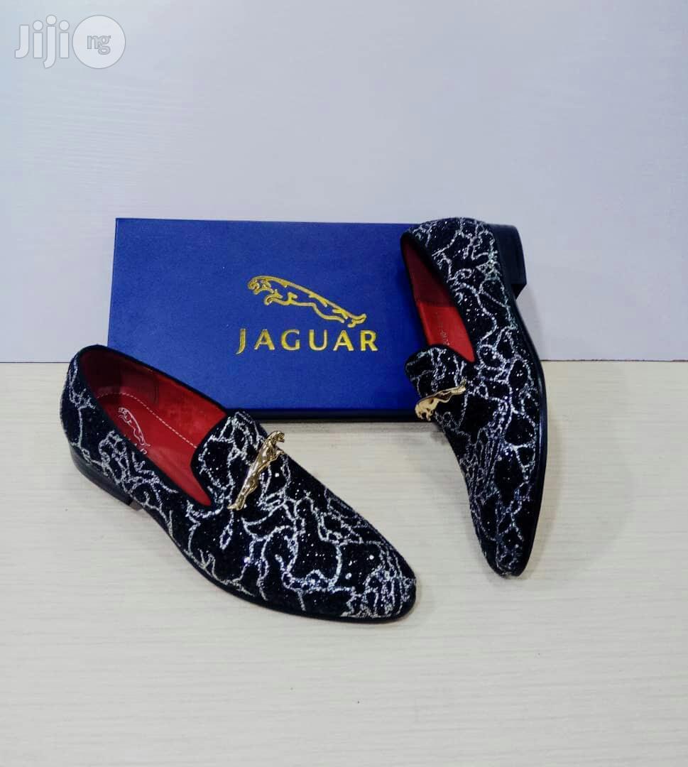 Italian Designer Jaguar Loafers Available