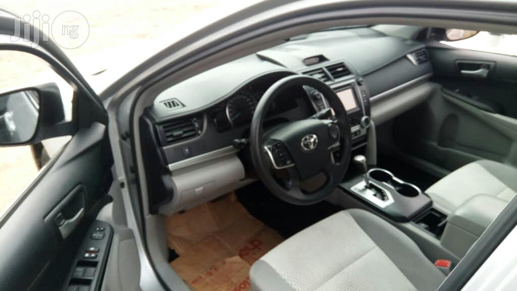 Toyota Camry 2013 Silver   Cars for sale in Galadimawa, Abuja (FCT) State, Nigeria