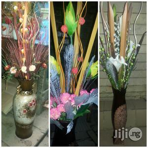Decorative Flowers With Vases | Home Accessories for sale in Lagos State, Lagos Island (Eko)