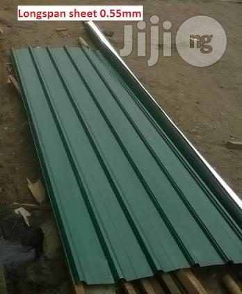 Aluminium Longspan And Metcoppo | Building Materials for sale in Dei-Dei, Abuja (FCT) State, Nigeria