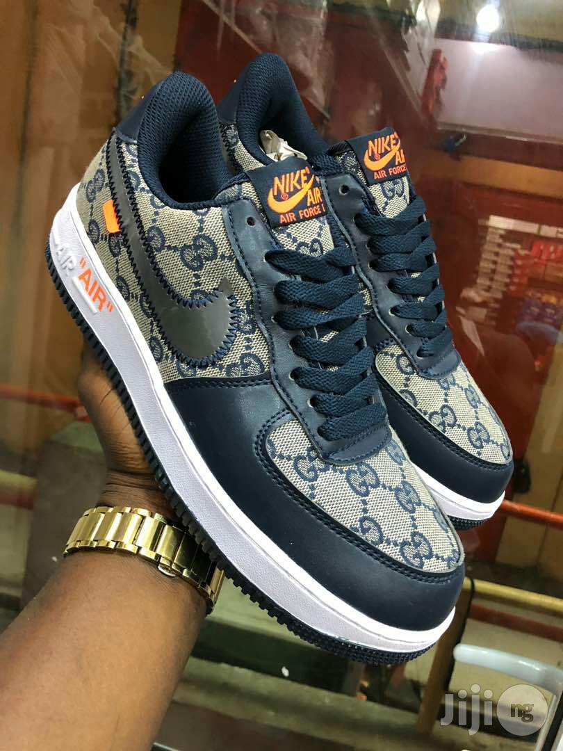 Original Nike Gucci Airforce Sneaker in