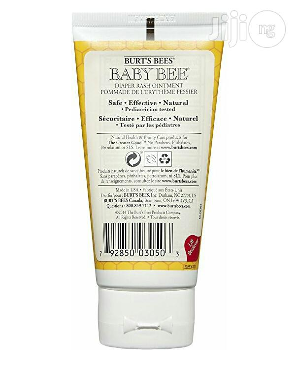 Burt's Bees Baby Diaper Ointment (85g) | Baby & Child Care for sale in Ikeja, Lagos State, Nigeria