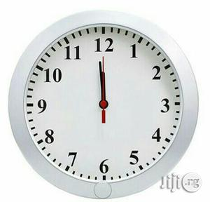 Spy Security Wall Clock   Security & Surveillance for sale in Lagos State, Apapa
