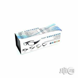 ICS Spy Camera Eyeglass   Security & Surveillance for sale in Lagos State, Apapa