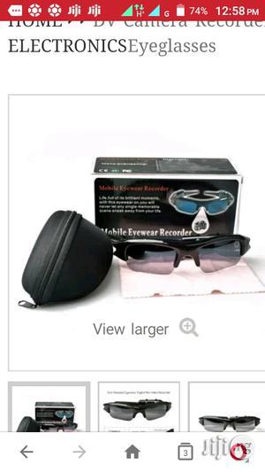 DV Camera Recorder Eyeglasses   Security & Surveillance for sale in Lagos State, Apapa