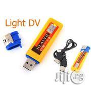 Mini USB Hidden DVR Spy Camera Lighter   Security & Surveillance for sale in Lagos State, Surulere