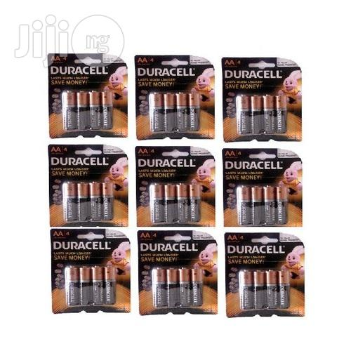 Duracell Batteries - 9 Packs