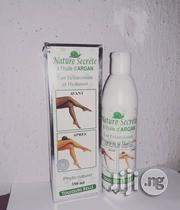 Nature Secrete Pure Argan Oil Moisturizing Lightening Bodylotion.350ml | Skin Care for sale in Lagos State, Alimosho