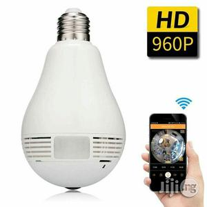 Wifi Light Hidden Camera Bulb | Security & Surveillance for sale in Lagos State, Apapa