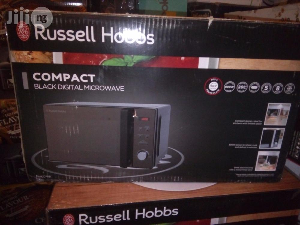 Russell Hobbs 17litre Microwave