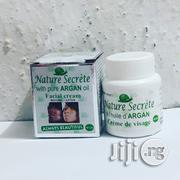 Nature Secrete Facial Cream (With Ginseng, Snail Slaver&Benzoiz Acid) | Skin Care for sale in Lagos State, Alimosho