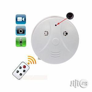 Mini HD DVR Hidden Camera Hidden Camera Smoke Detector Motion Detect | Security & Surveillance for sale in Lagos State, Apapa