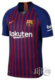 Barcelona Jersey | Children's Clothing for sale in Lagos State, Surulere