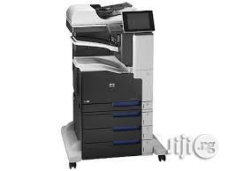 Multifunctional HP Laserjet Color Enterprise 700 MFP 775z   Printers & Scanners for sale in Lagos State, Ikeja