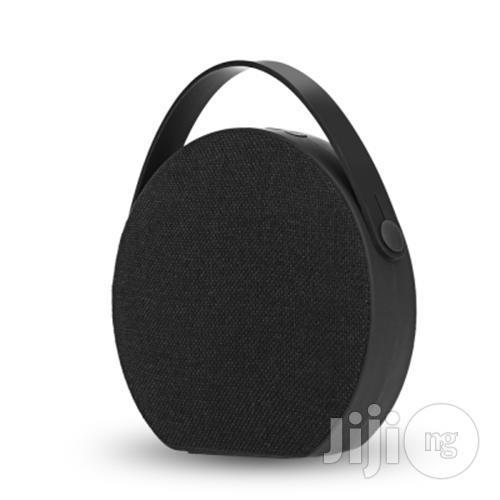 Aibimy My551bt Functional Hands-free Bluetooth Speaker (Black)